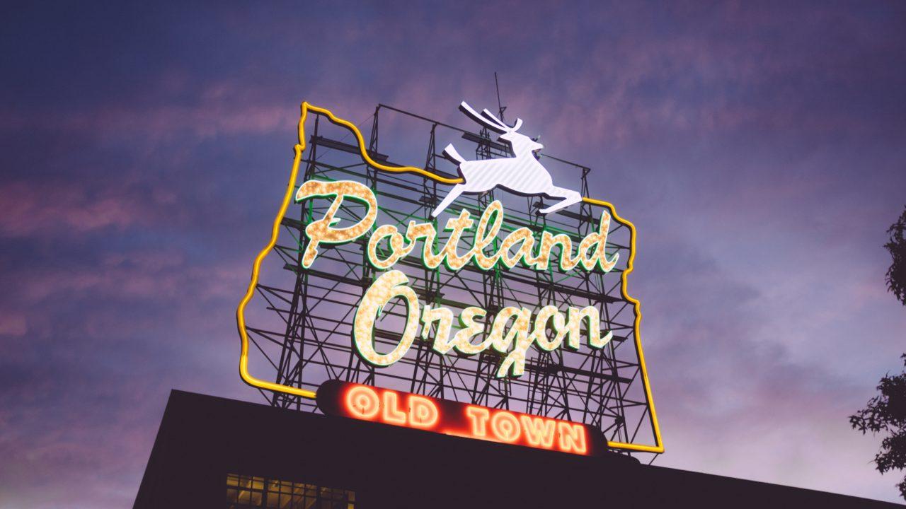 Portland-Oregon-sign